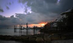 Sunset, Staniel Kay, Bahamas