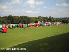 Photo of Trans-Lancs Rally Overview - Heaton Park, Manchester, 2010