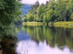 Photo of The River Tay in Dunkeld.