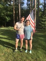 Freedom Four 4-Mile Run 2020