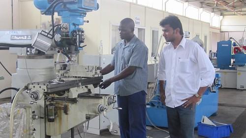 Photo ITI of Zimbabwe, The ITI was set up under the guidance of ITI - SRKV