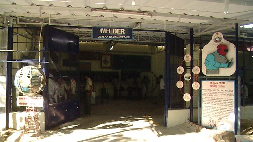 Welder - ITI - SRKV, Coimbatore