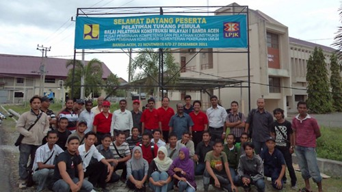 Photo ITI of Indonesia, The ITI was set up under the guidance of ITI - SRKV