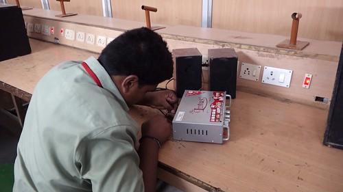 Electronics Mechanic - ITI - SRKV, Coimbatore