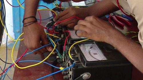 Wireman - ITI - SRKV, Coimbatore