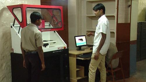 Machinist - ITI - SRKV, Coimbatore