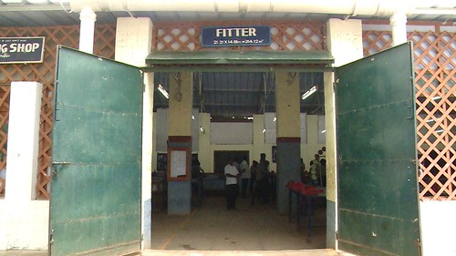 Fitter - ITI - SRKV, Coimbatore