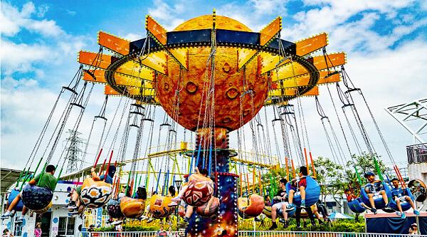 圖1 - KLOOK推出《臺北市兒童新樂園》一日歡樂票優惠200元,21項玩樂設施讓大人小孩一次玩個透徹