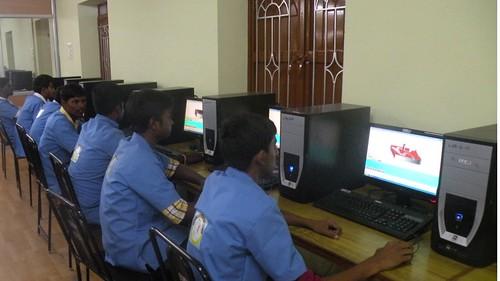 TNSDC CNC Operator - ITI- SRKV, Coimbatore