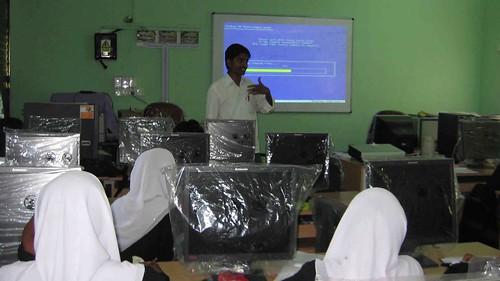 Photo ITI of Sri Lanka, The ITI was set up under the guidance of ITI - SRKV