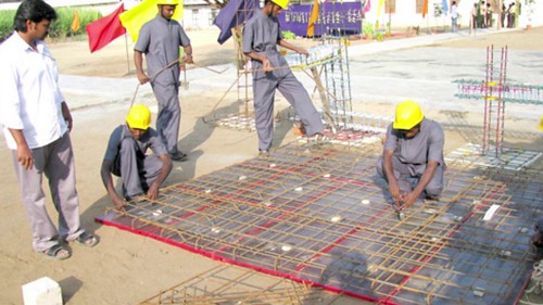 BAI Shuttering Carpenter - ITI - SRKV, Coimbatore