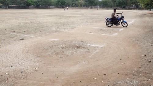 Driving Training - ITI - SRKV, Coimbatore