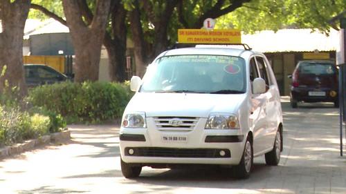 Driving Training ITI - SRKV, Coimbatore