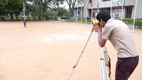 Draughtsman Civil - ITI - SRKV, Coimbatore