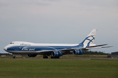 Photo of VP-BBP 747 Stansted