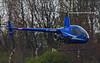 G-HIZZ Robinson R-22