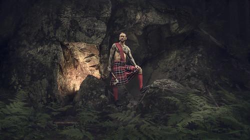 Highlander - The Cave