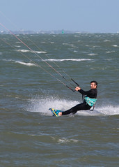 Photo of Surfing on the Solent