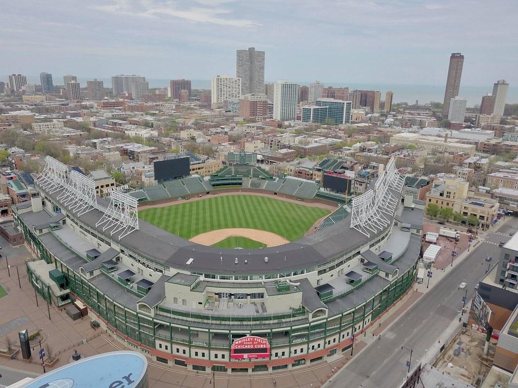 Cubs Photos: Baseball, 2020, wrigleyfield