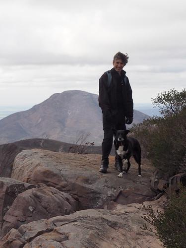Brett & Jess II - Mt Hassell Climb, Stirling Ranges, Western Australia