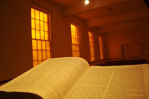 Glendale United Methodist Church Nashville - Sanctuary