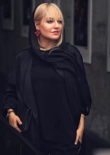 February 2018 Mahnaz Afshar