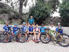 Team Claveria vuelve a competir triatlón Merida Trescantos 3