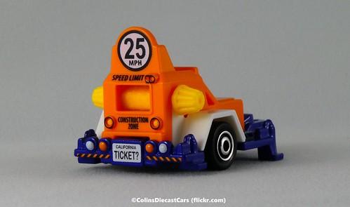 Matchbox Speed Trapper MBX City Diecast 1//64