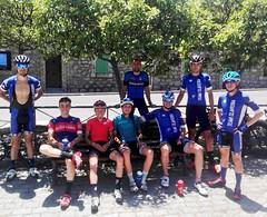 Team Claveria vuelve a competir triatlón Merida Trescantos 19