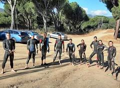 Team Claveria vuelve a competir triatlón Merida Trescantos 15