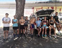 Team Claveria vuelve a competir triatlón Merida Trescantos 1