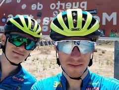 Team Claveria vuelve a competir triatlón Merida Trescantos 7