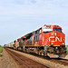 3/3 CN 3150 Leads WB Grain Richter, KS 7-17-20