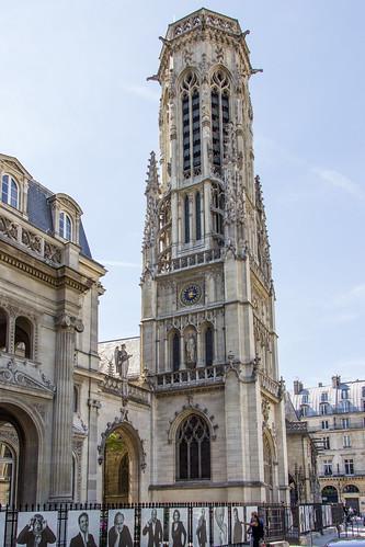 Saint-Germain l'Auxerrois, Paris, France