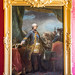 Louis XV Painting, Mars Room,  Palace of Versailles, Versailles, France