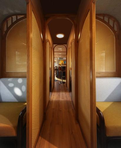 The Vietage Luxury Train