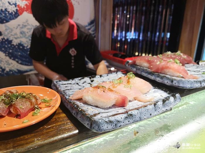 【台北中山】嗨蝦蝦百匯鍋物吃到飽|和牛 鮑魚 頂級握壽司 生魚片 烤生蠔 各國啤酒無限暢飲 @魚樂分享誌