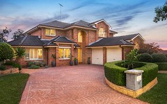 6 James Mileham Drive, Kellyville NSW