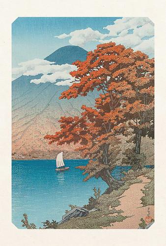 55-Carte postale // 10x15cm // Chuzenji