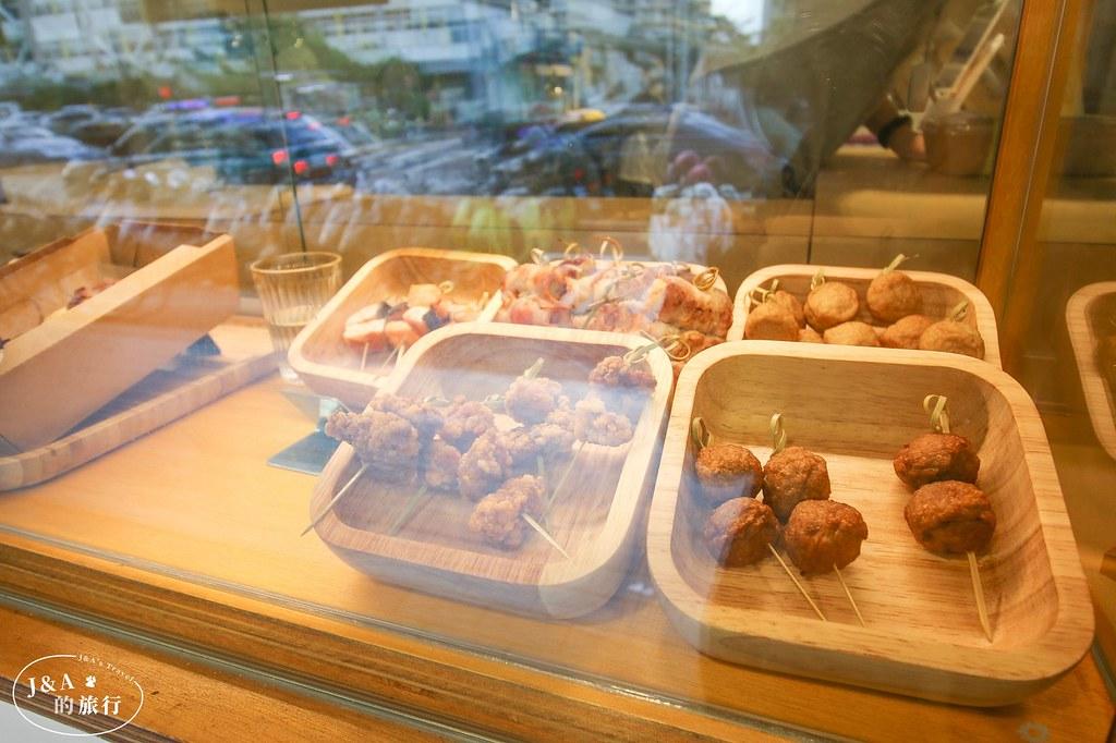 創意飯糰專賣店,多種飯糰與定食任你搭配,酸甜紫蘇飯糰好清爽!JODO飯糰 @J&A的旅行