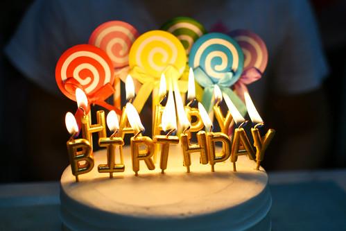 Trisha's 14th COVID-19 Birthday | Singapore