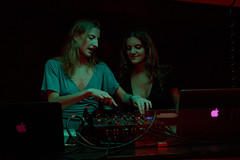 NoDjSession: Eva i Elena