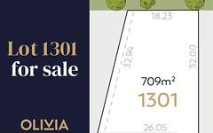 Lot 1301, Ursini Circuit, Truganina VIC