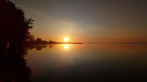 Emma Hurley - RENEWAL -Sunrise over Broadmeadow Estuary
