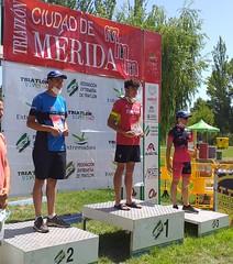 primeras competiciones team clavería Trescantos Merida 13
