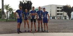 primeras competiciones team clavería Trescantos Merida 8