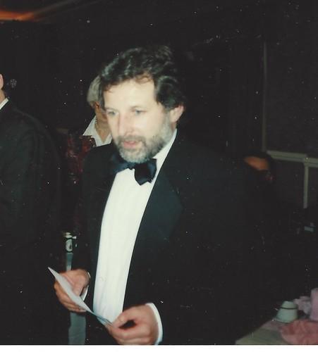 Ken Waite at Prize Giving 1993