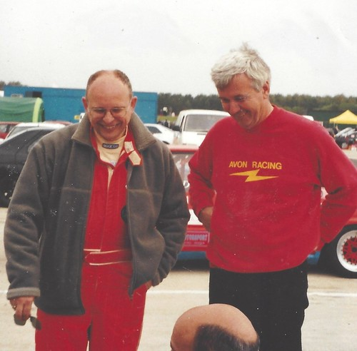 Ian Seager and Clive Hodgkin