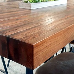 Big table project finished. July 2020