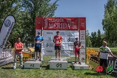 primeras competiciones team clavería Trescantos Merida 17